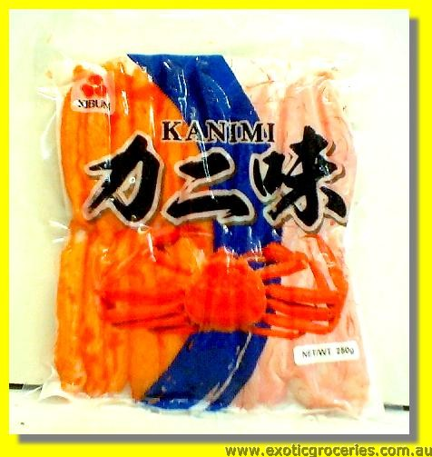 Frozen Imitation Crab Meat (Kanimi)