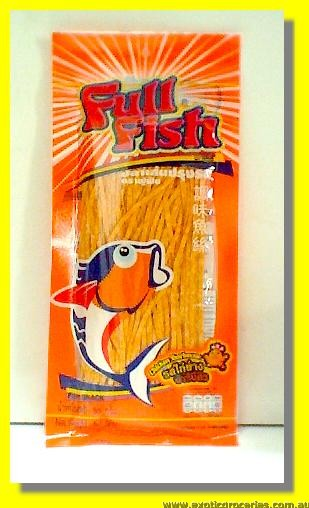 Fish Snack Chicken Flavour
