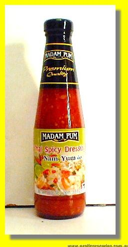 Thai Spicy Dressing Nam Yum