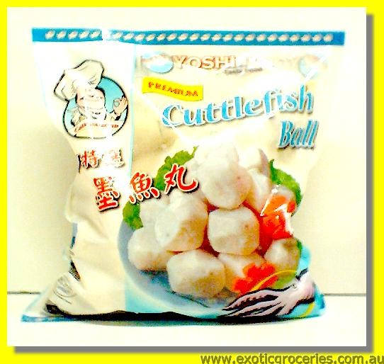 Cuttlefish Ball