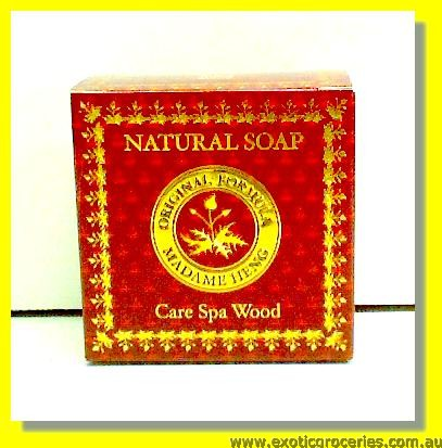 Natural Soap Wood Flavour