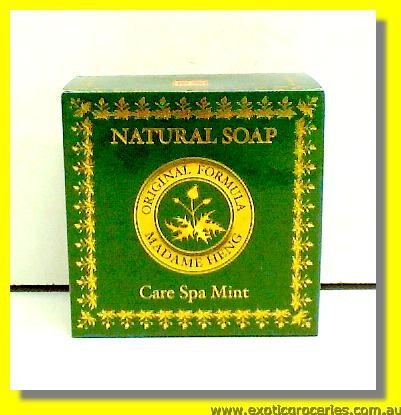 Natural Soap Mint Flavour