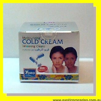 Moisturizing Cold Cream (Whitening Cream)