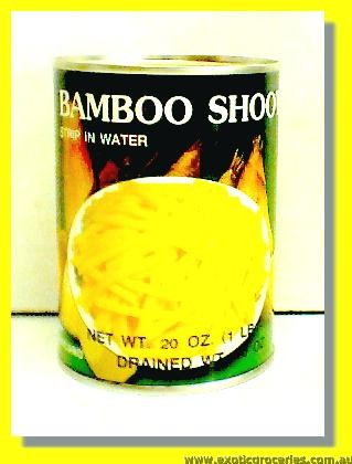 Bamboo Shoot Strip in Water