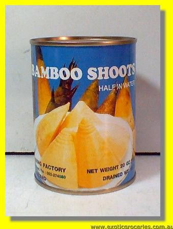 Bamboo Shoots Half (in Water)