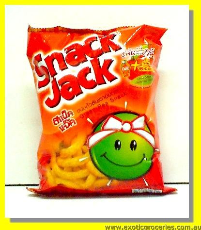 Green Pea Snack Chilli sauce and Ketchup Flavour