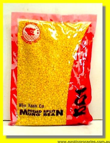 Peeled Split Mung Bean