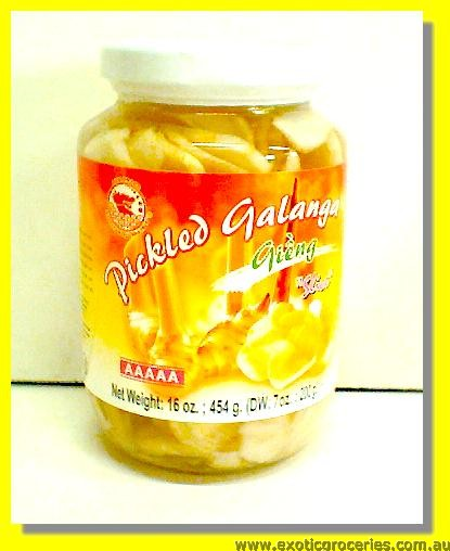Pickled Galanga Slice