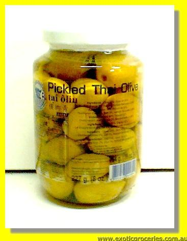 Pickled Thai Olive