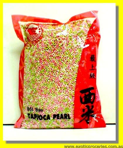 Tapioca Pearl (Mixed Colours)