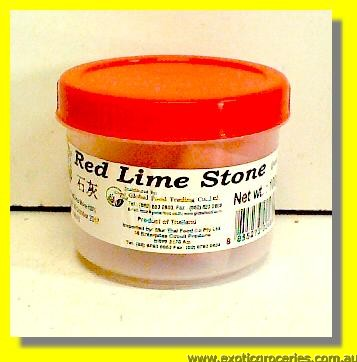 Red Lime Stone