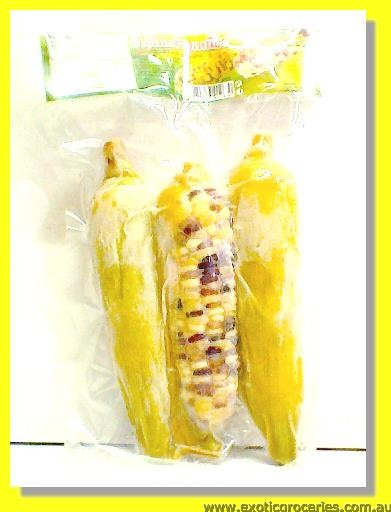 Frozen Sweet Corn 3pcs