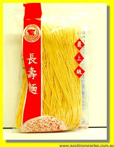 Long Life Noodle White