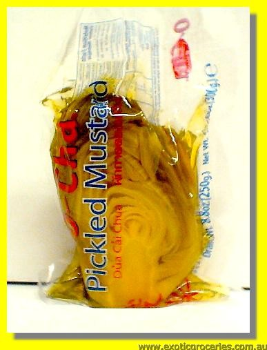 Pickled Mustard