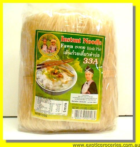 Instant Rice Noodle 1mm