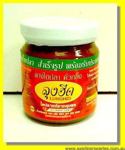 Tai Pla Curry Paste