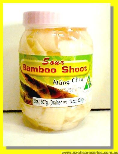 Sour Bamboo Shoots