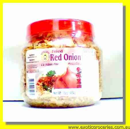 Fried Red Onion