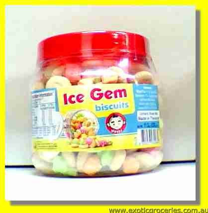 Ice Gem Biscuits