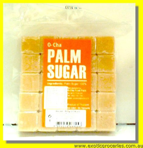 Palm Sugar Cubes