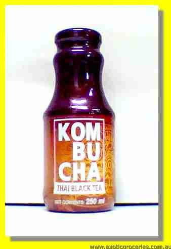 Kombucha Thai Black Tea