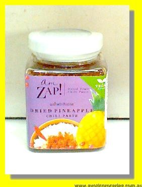 Dried Pineapple Chilli Paste