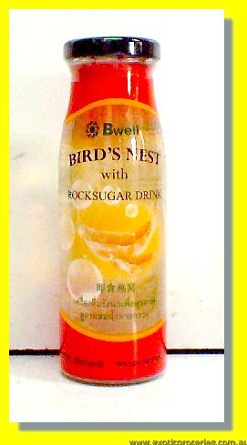 Bird\'s Nest with Rock Sugar Drink