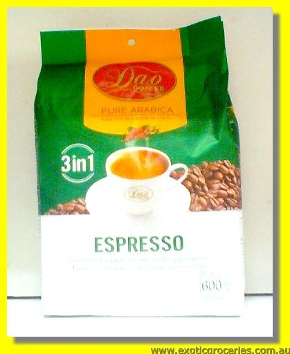 Arabica Coffee 3in1 Espresso 30sticks