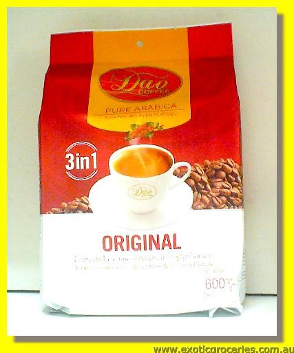 Arabica Coffee 3in1 Original 30sticks
