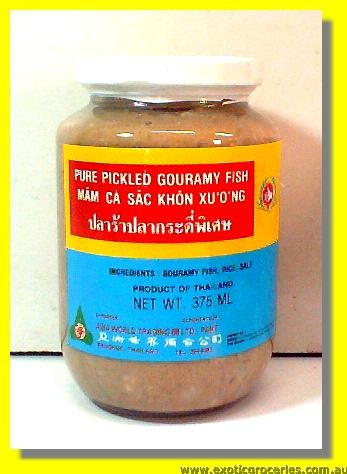 Pure Pickled Gouramy Fish