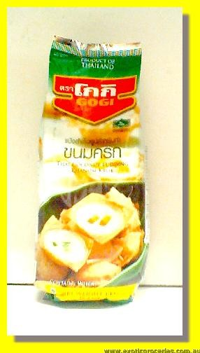 Thai Coconut Pudding Mix Khanom Krok