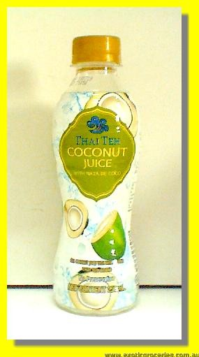 Coconut Juice with Nata De Coco