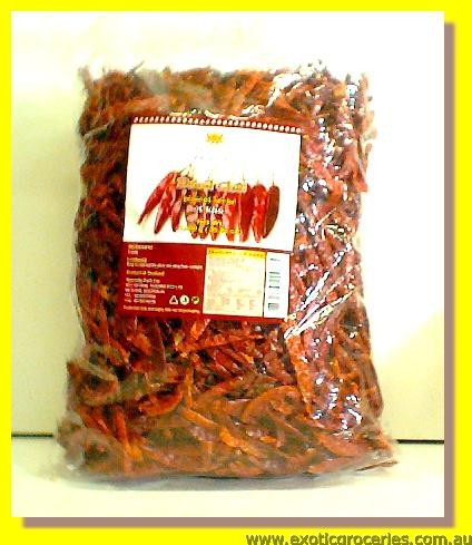 Dried Chilli (L)