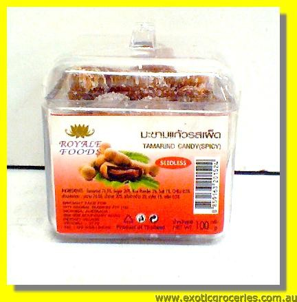 Spicy Tamarind Candy Seedless