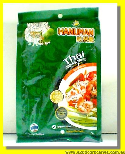 Freeze Dried Thai Papaya Salad Original Taste