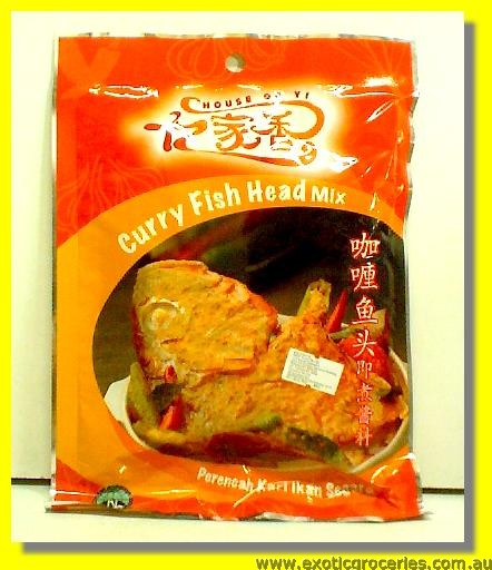 Curry Fish Head Mix