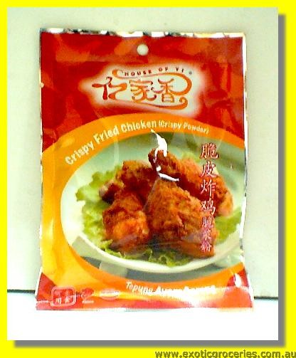 Crispy Fried Chicken Powder Tepung Ayam Goreng