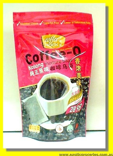 Coffee-O Kosong Mixture Bags 8Servings