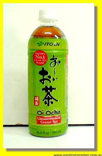 Unsweetened Green Tea (Oi Ocha)