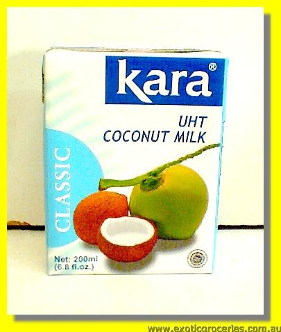 Natural Coconut Milk
