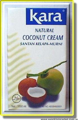 Natural Coconut Cream