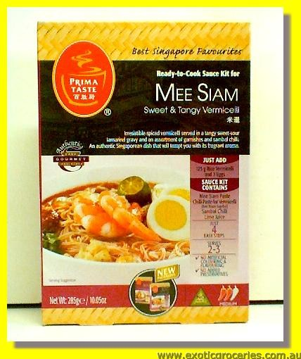 Ready to Cook Sauce Kit for Mee Siam (Sweet & Tangy Vermicelli)