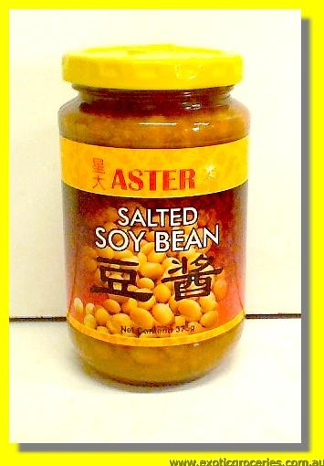 Salted Soy Bean