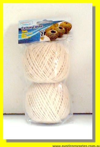 Cotton Twine Pack of 2
