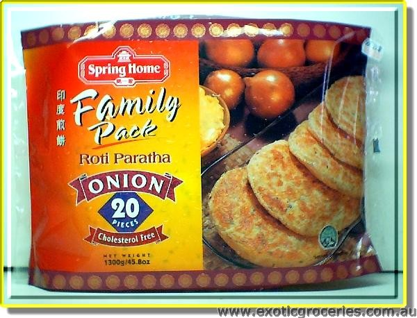 Roti Paratha - Onion Family Pack