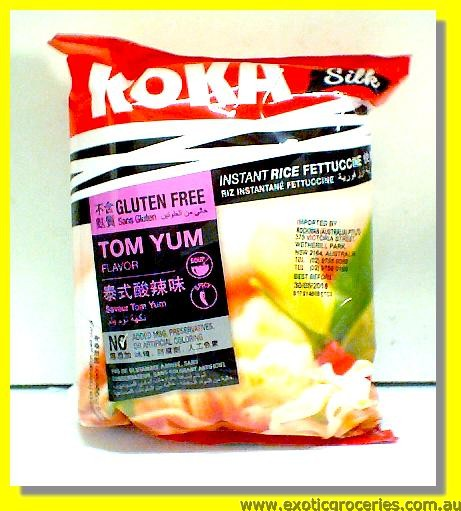 Instant Rice Fettuccine Tom Yum Flavour