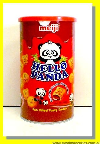 Hello Panda Biscuits with Choco Cream (Can)