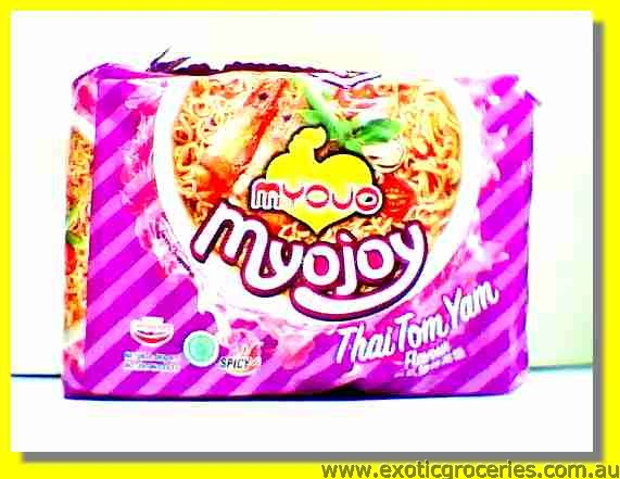 Spicy Thai Tom Yam Soup Noodle 5pkts