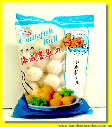 Premium Cuttlefish Ball