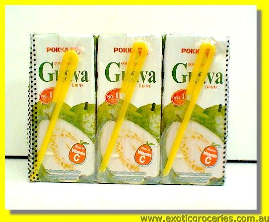 Guava Drink 6 Pack